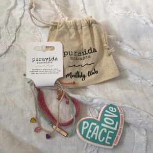 Pura Vida Monthly Club February Pack
